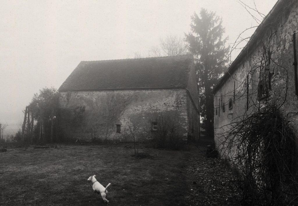 HI12 MAISON L – transformation d'une grange en habitation, Égreville (77)