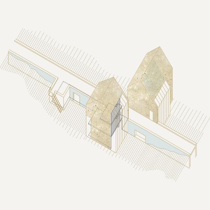 HC01 FAYMOREAU – 29 maisons mitoyennes, Faymoreau (85)