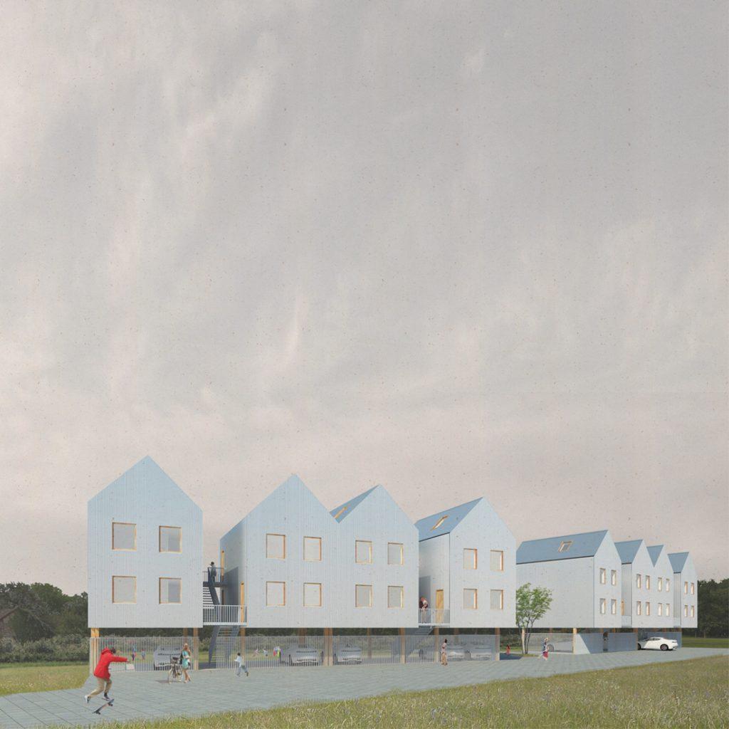 HC06 BESANÇON – 16 appartements étudiants, Besançon (25)