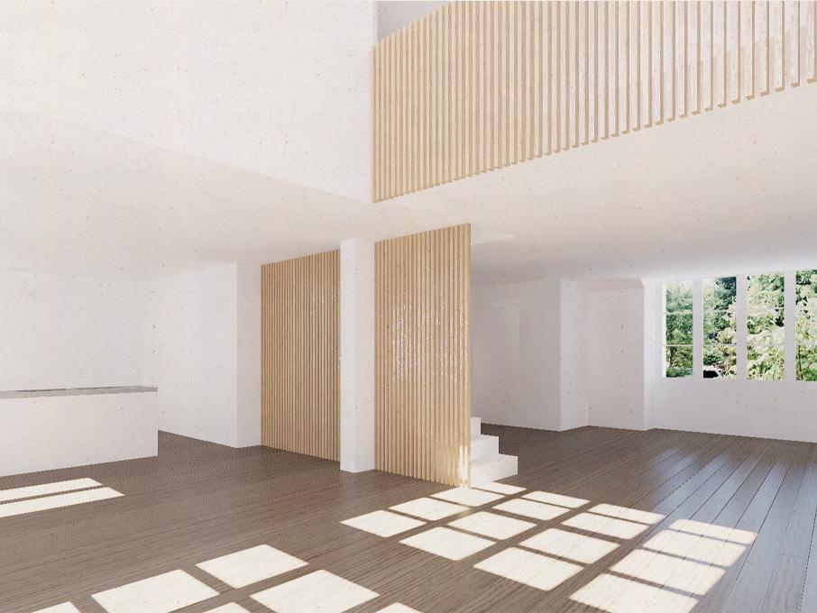HI08 MAISON S – rénovation énergétique d'une maison en lotissement, Neuville-sur-Oise (95)