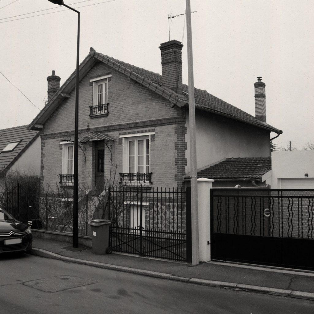 HI11 MAISON R – réhabilitation thermique des combles et réaménagement d'une maison individuelle, Sartrouville (78)