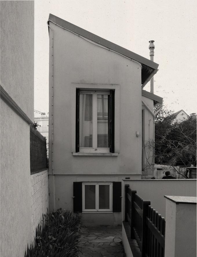 HI15 MAISON M - rénovation énergétique d'une maison de ville,  Montreuil (93)